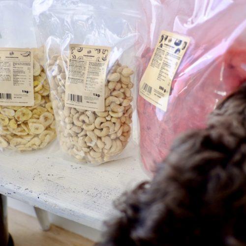 脱・砂糖生活を救うカシューナッツ